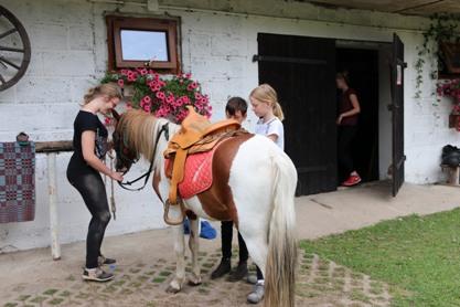 obozy jeździeckie lato